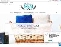 Tienda Virtual Distribuciones M&N