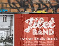 Poster Design: JiletBand