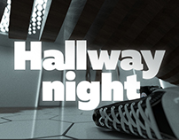 Hallway Night | Interior design | 360º