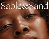 Sable&Sand - Website Design