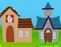 Neighbors - 2D Animated Short Film ( Flash Project )