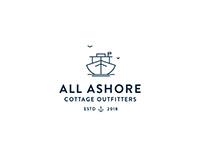 All Ashore Branding Development