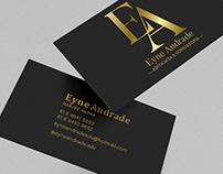 Eyne/Logo, Cartão de Visita e Timbrado