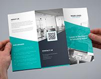 Brochure – Corporate Tri-Fold Template
