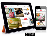 HomeShop18 Mobile app