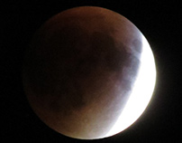 Blood Moon (Supermoon) Lunar Eclipse 2015