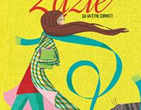 Book cover/ Hurtubise editor