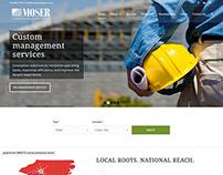 Moser Group Inc, Commercial Real Estate Developer