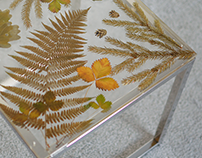 NEOLITH coffee table