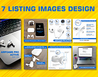 Amazon Product Listing Images And Infographic
