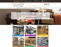 Diseño y programación de pagina web empresarial.