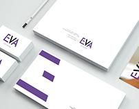 Eva catering identity