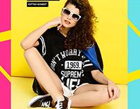 Design. Lookbook. WB Summer
