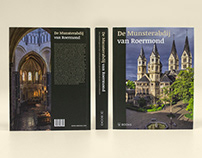 The Munster Abby of Roermond | Book design
