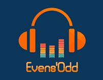 Evens'Odd Logo Design