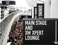 X4 Summit 2018 Directional Signage