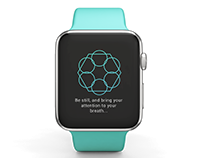 Breathe iWatch App