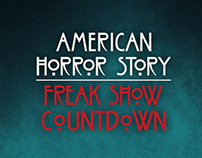 AHS Countdown Teasers