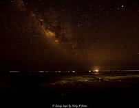 Night Sky Over St. George Sound