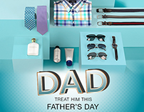 Marks & Spencer - Father's Day campaign