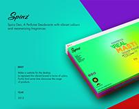 Spinz Masti, Pitch Project