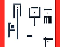 Luke Stettner: a,b,moon,d for Storm King Art Center