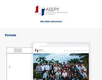Asepy Web