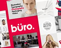 Büro - Ultimate Agency and Freelancer Theme