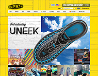 2015 UNEEK Landing Page