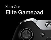 Xbox One Elite Gamepad