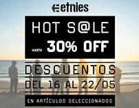 HOT SALE - Etnies Argentina