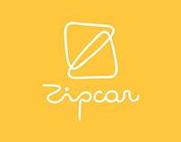 Zipcar rebranding