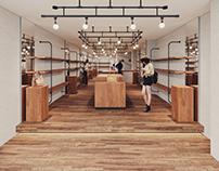 Shop Interior Visualization1708