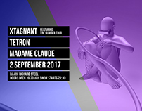 XTAGNANT live at Madame Claude