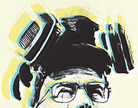 Heisenberg Collage