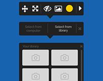 User interface animation
