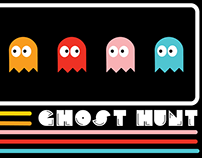 GHOST HUNT // Poster Porta 253