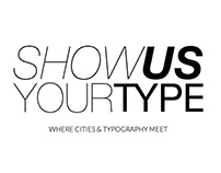 CITIES & TYPOGRAPHY