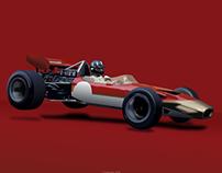 Lotus 49B - 1969
