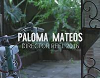 Director Reel 2016