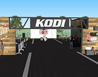 KODI Visual Merch Shop