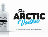 Vodka Typeface