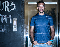 Robin Singh- Nike Athlete- For Nike Airmax/Homegrown.in