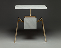 ARRIVAL console table