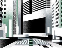 Editorial Illustration for Design Anthology Issue 27
