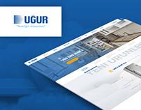 Ugur Derin Dondurucu UI Design