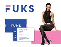 FUKS - branding