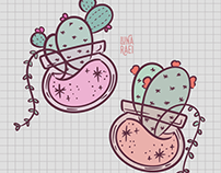ILLUSTRATION + PRODUCT: Apothecary Plants