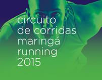 Circuito Maringá Running 2015 - 1ª Etapa
