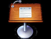 2008: Keynote '09